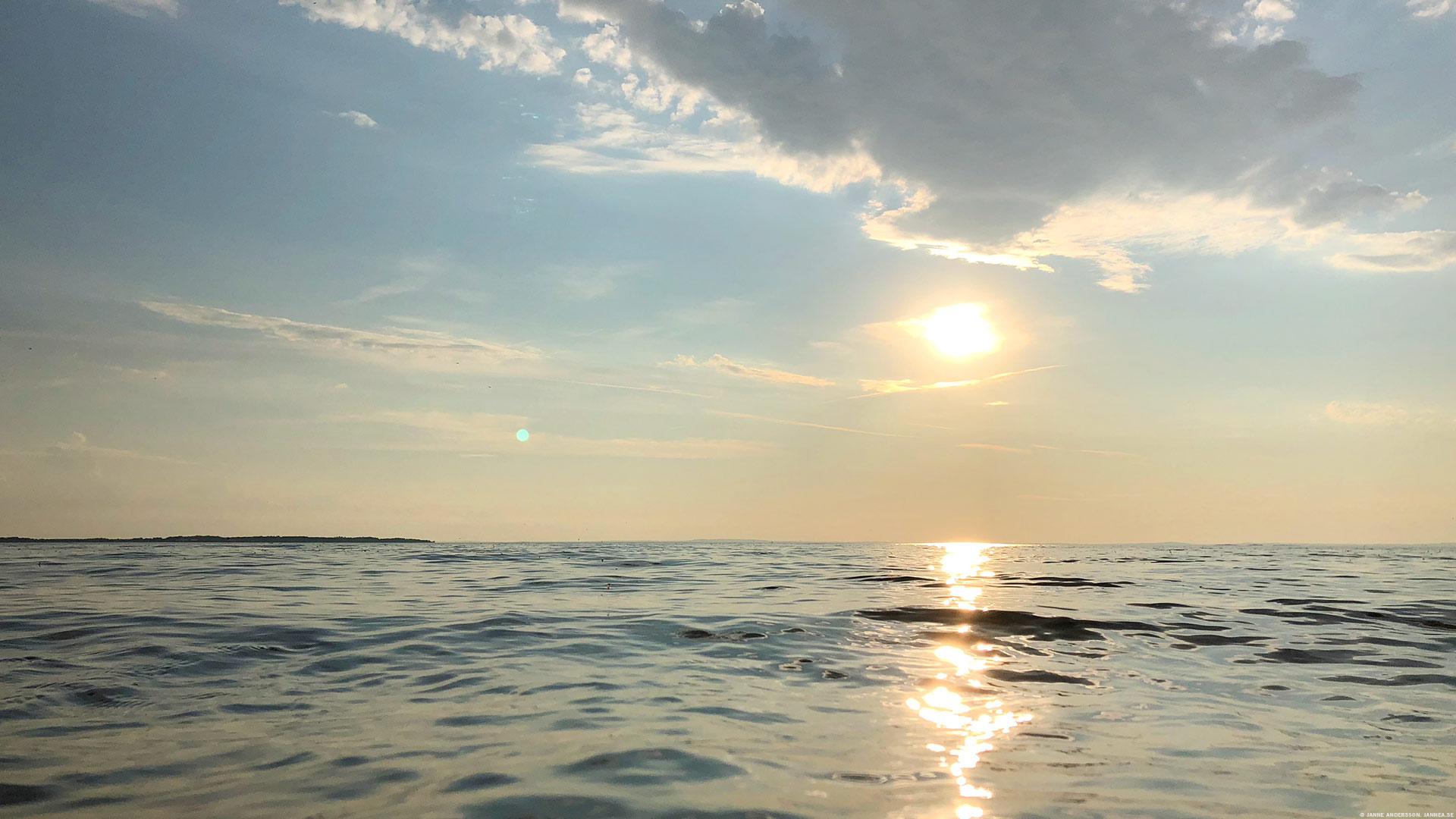 Ännu ett dopp i sjön |© Janne A