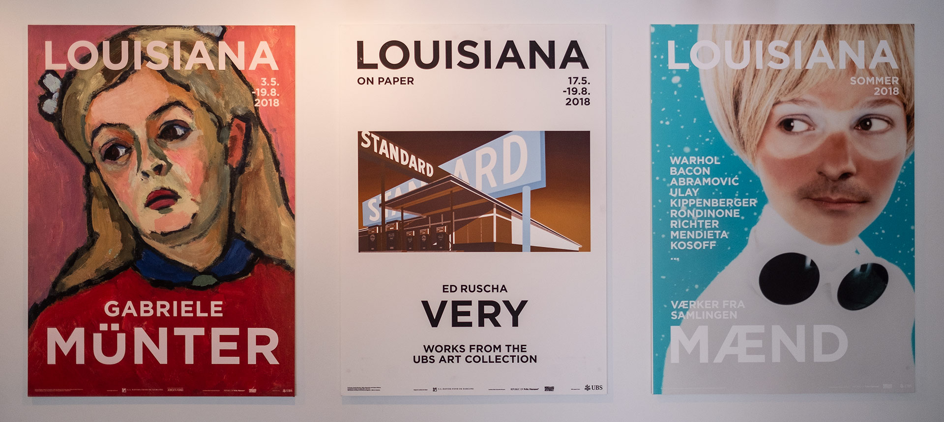 En liten roadtrip till Louisiana museum of modern art |©Janne A