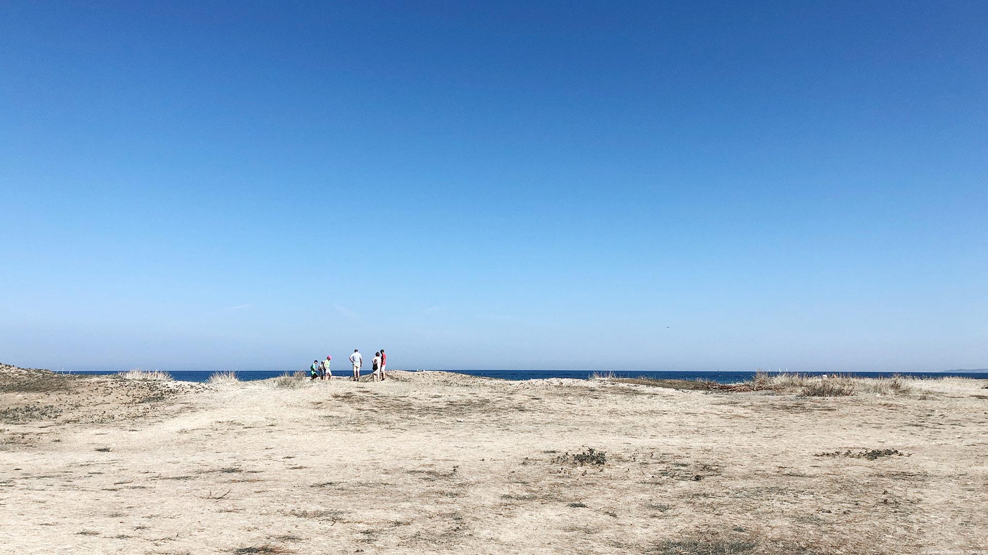 Beach life (Gilleleje strand) |© Janne A