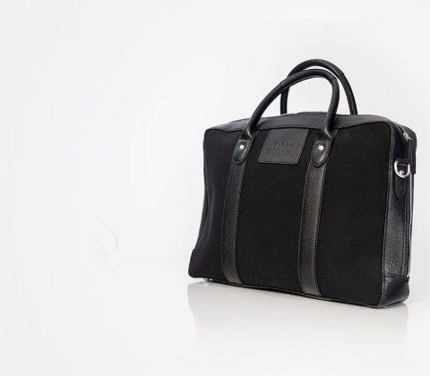 En ny jobbväska mitt i semestern |©Janne A