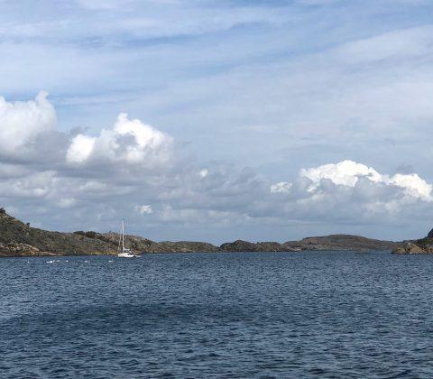 På besök på västkusten och Risön |© Janne A