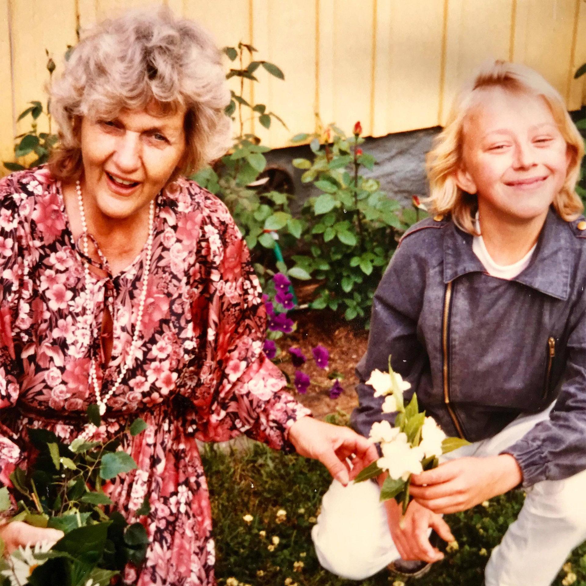 Inga-Maj och jag och barndomen | © Janne A
