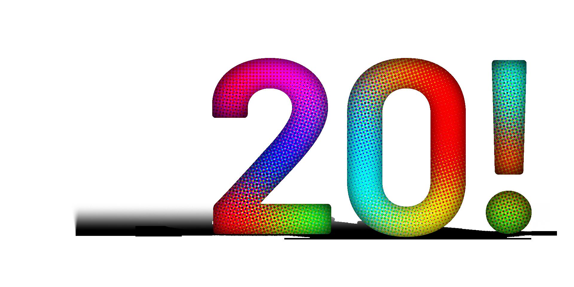 Bloggen fyller 20 år
