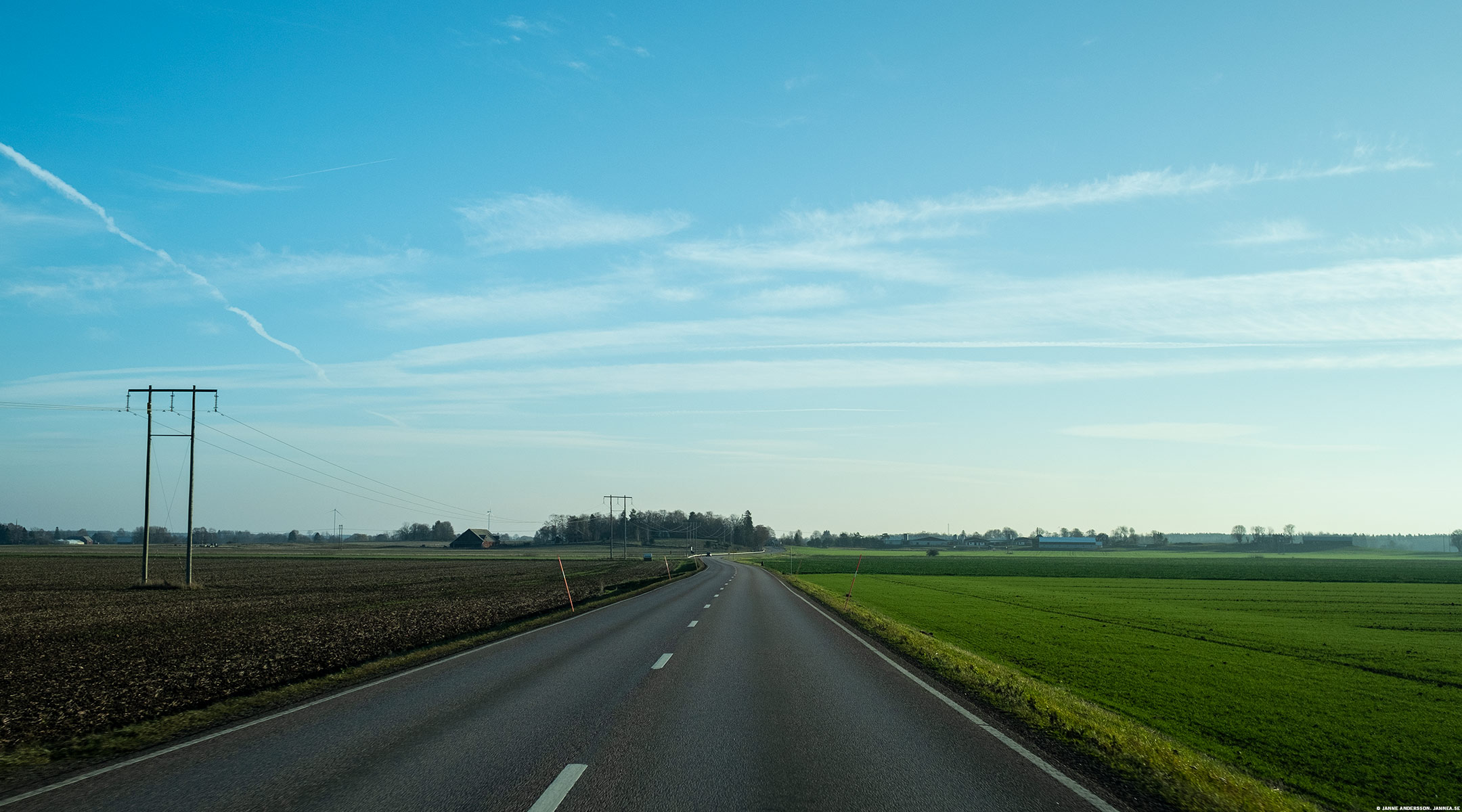 Solskensväg till jobbet |© Janne A