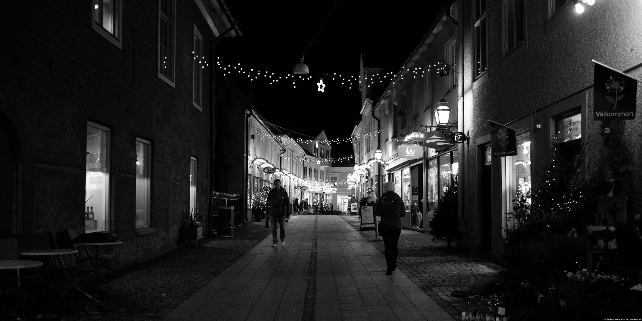 Storgatan i världens vackraste Vadstena | © Janne A