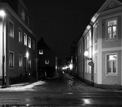 Hovsgatan i Vadstena | © Janne A