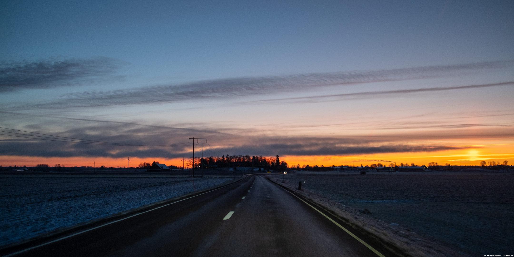 Snart kommer ljuset tillbaka |© Janne A