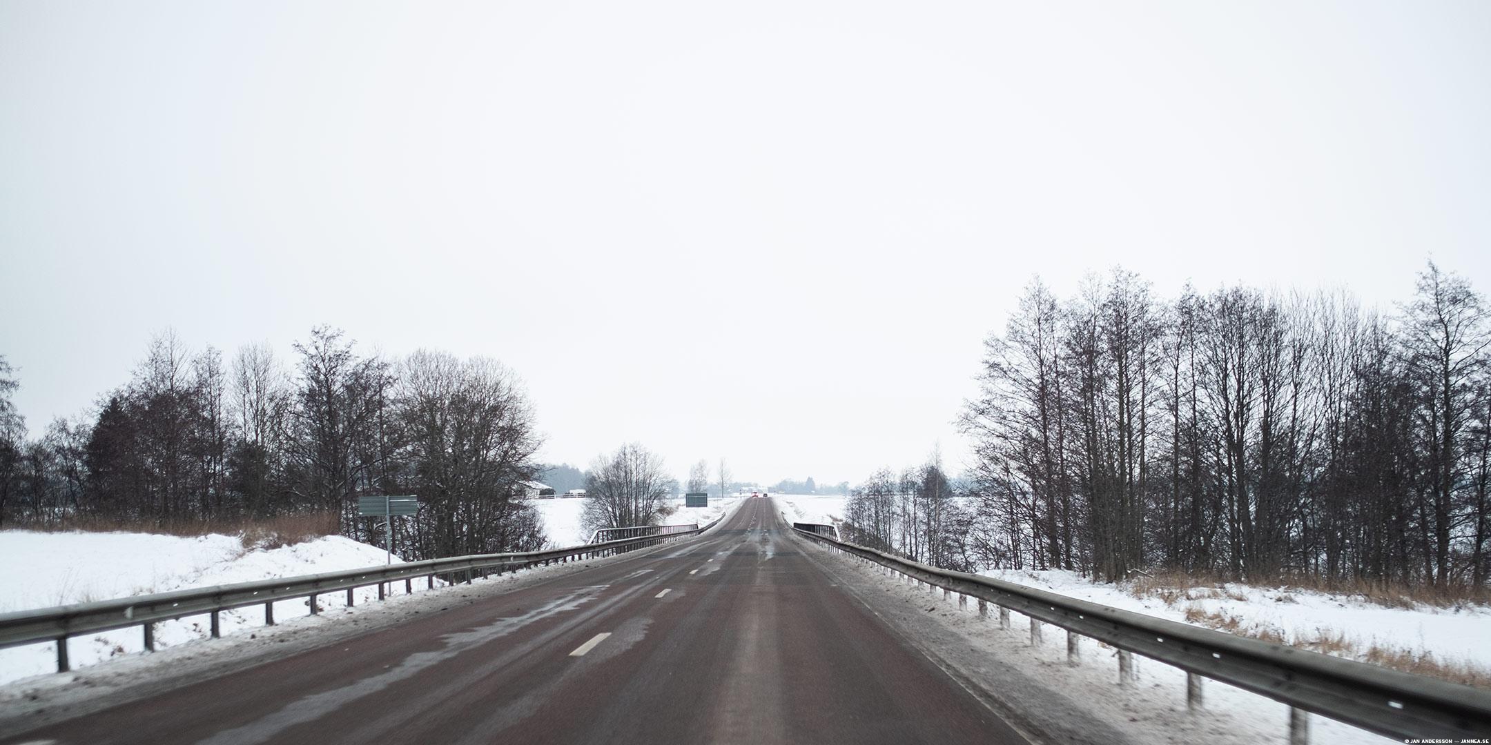 Dagsljus på vägen hem! |© Jan Andersson