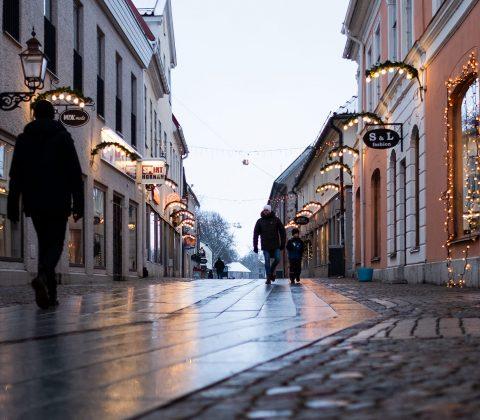 Storgatan i februari | © Jan Andersson