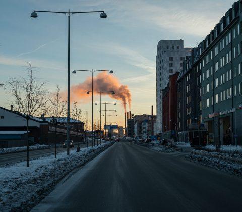 Morgontrafik i Linköping |© Jan Andersson