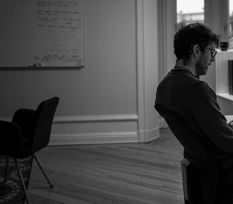 På jobbet jobbar mina kollegor |©Jan Andersson