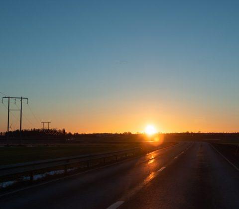 Hej ljuset, välkommen tillbaka! |© Jan Andersson