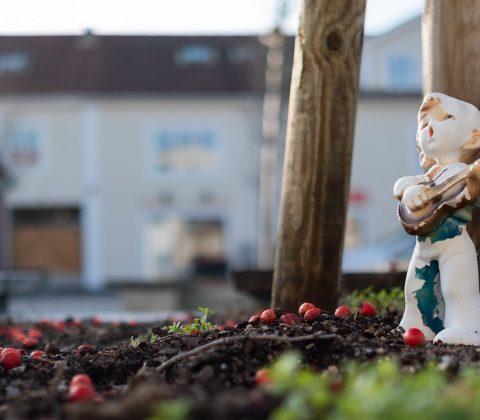 Lil Troubadour och de röda bären |© Jan Andersson