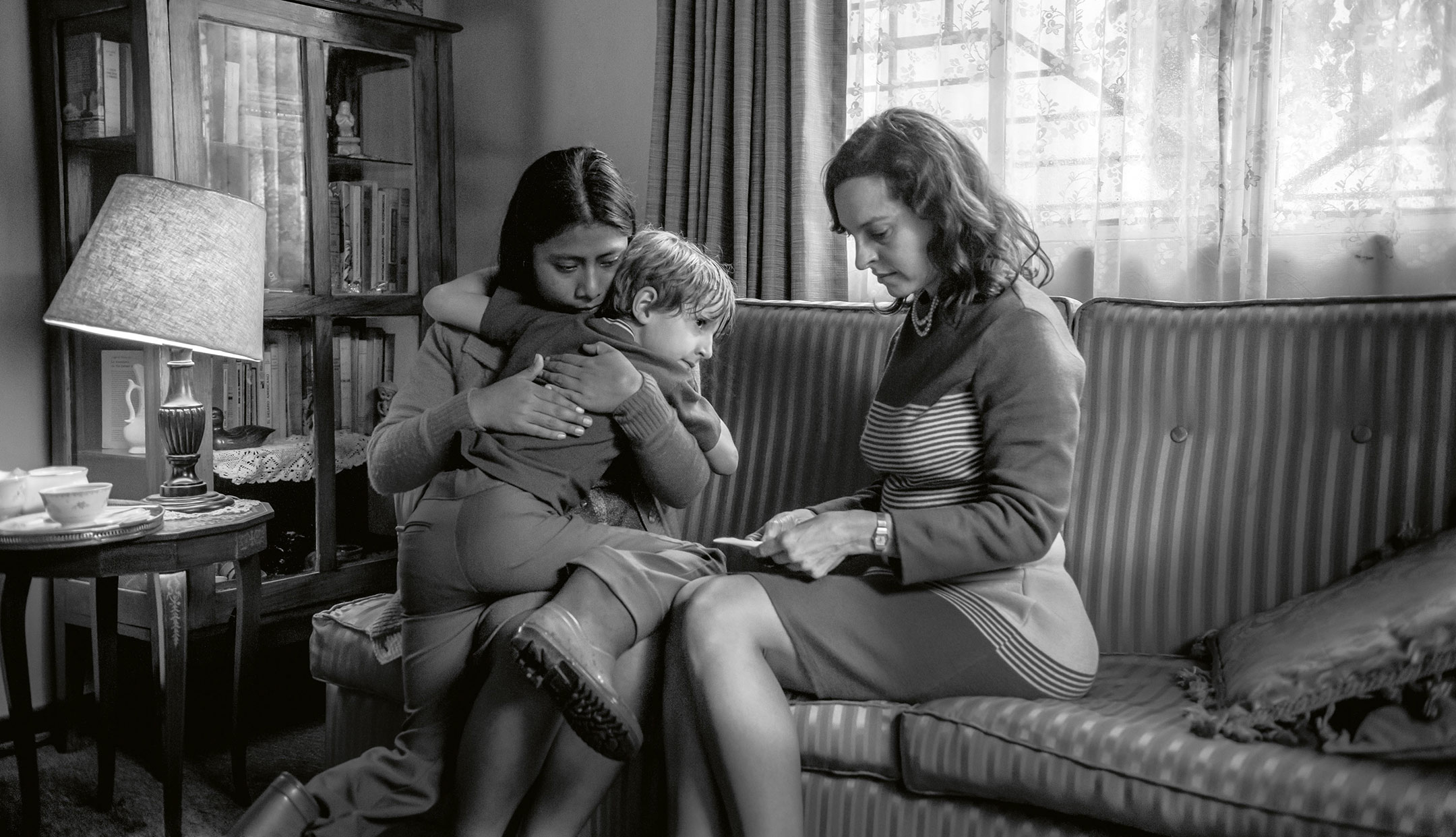Alfonso Cuarons – Roma – Still from the movie
