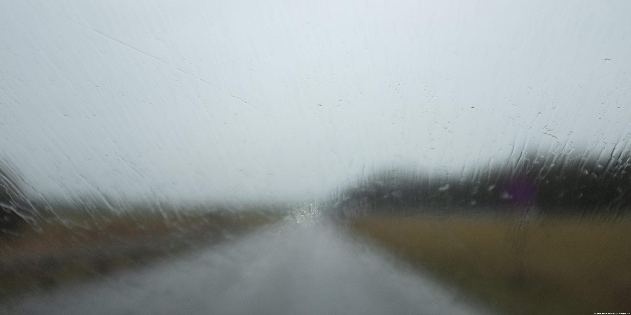 Det där med väder och humörsvängningar |© Jan Andersson