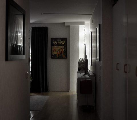 Välkommen hem från jobbet |© Jan Andersson