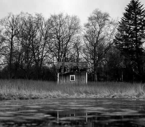 Det förfallna huset mellan Skänninge och Öjebro | © Jan Andersson