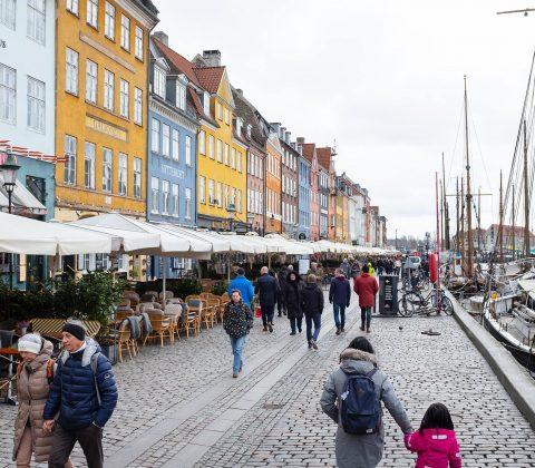 Smørrebrød nere i Nyhavn |© Jan Andersson