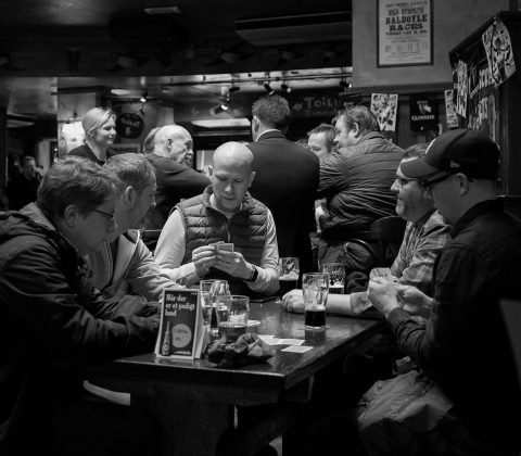 Game of cards at the Irish pub | © Jan Andersson