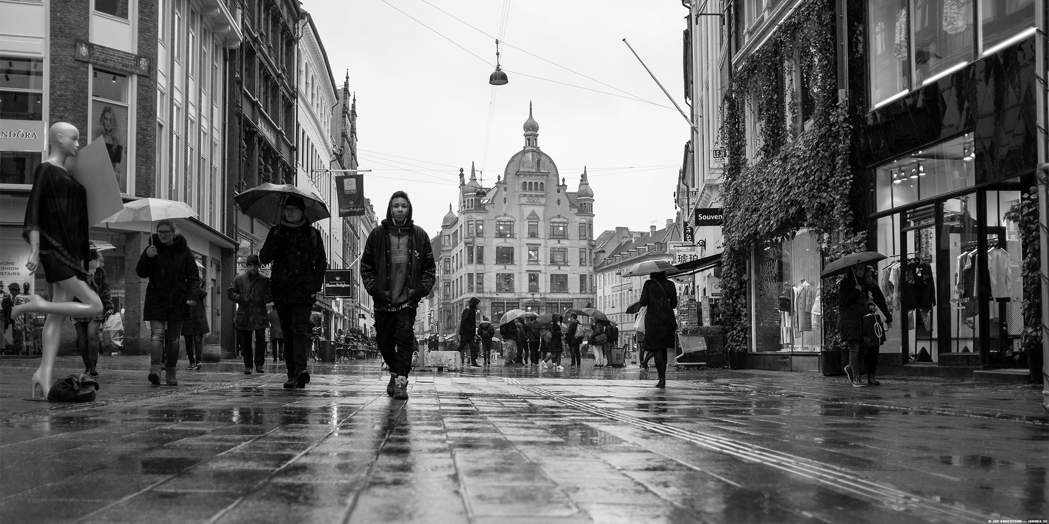 The Streets of Copenhagen | © Jan Andersson