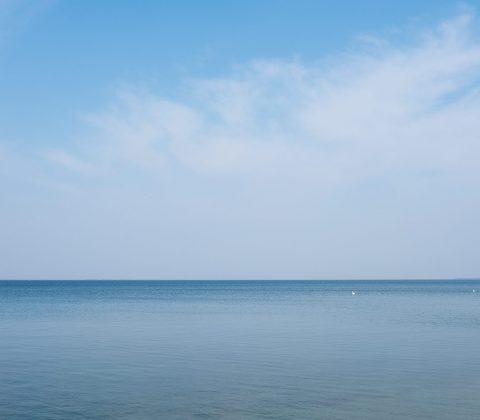 Sjön, en vårdag i april |© Jan Andersson