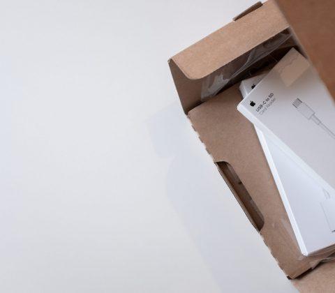 Paket ett av två var snabbt |© Jan Andersson | jannea.se