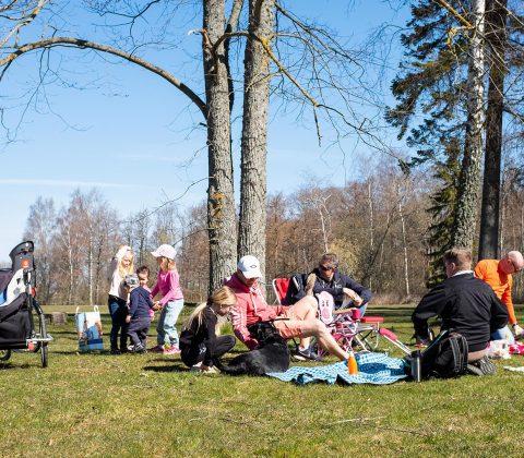 Långfredagshäng med glatt gäng | © Jan Andersson