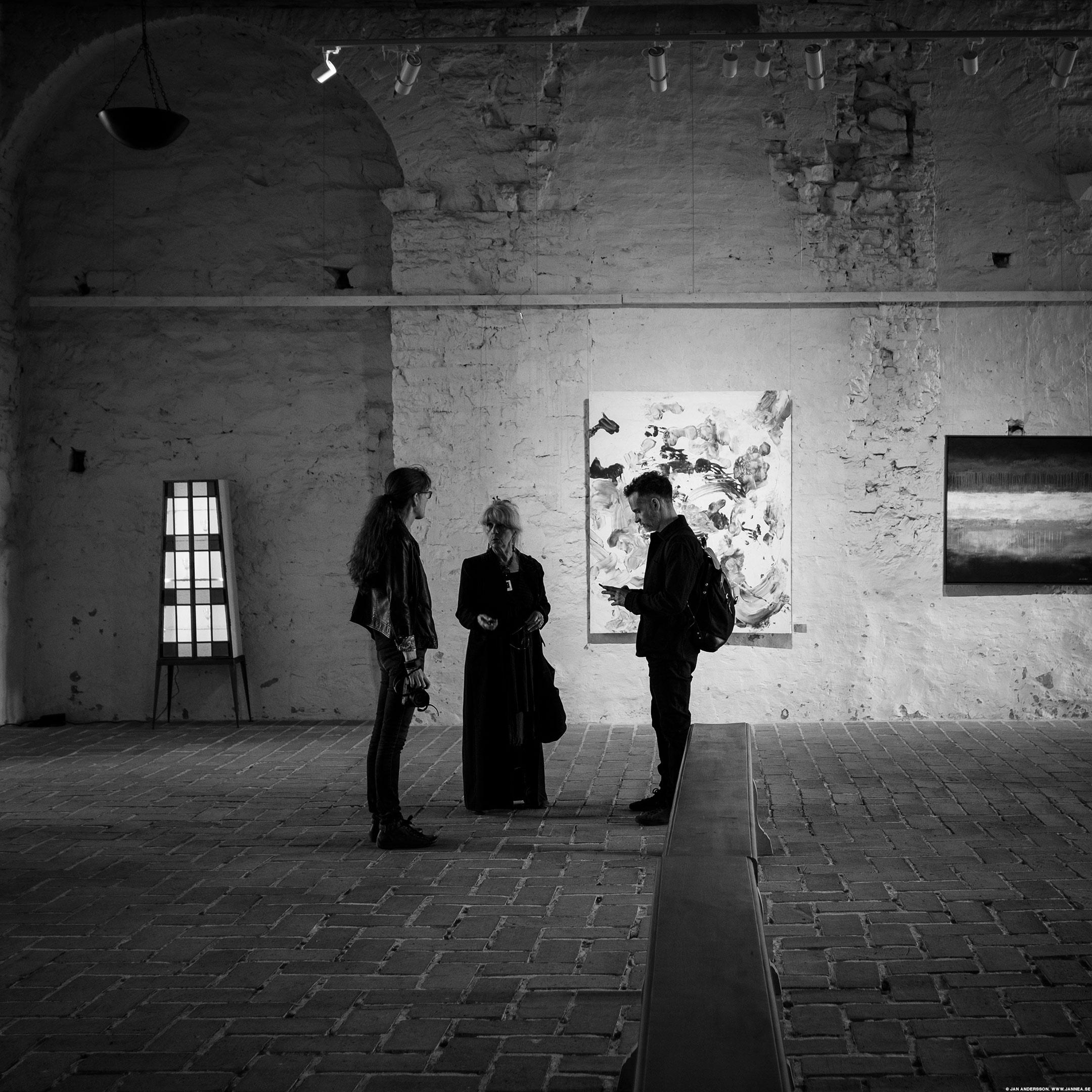 Konstmässa på Vadstena Slott |©Jan Andersson