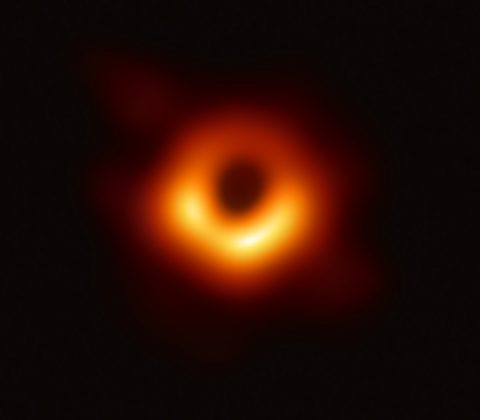 A black hole – Event Horizon Collaboration