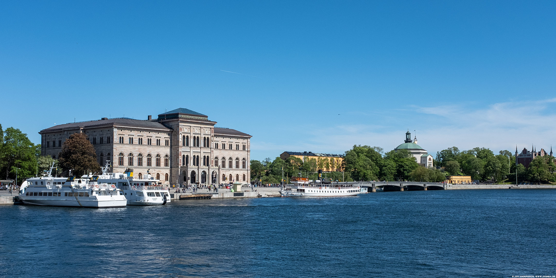 Nationalmuseum |©Jan Andersson