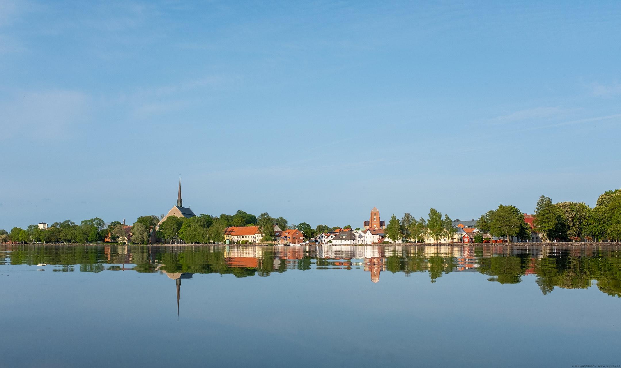 Världens vackraste Vadstena |©Jan Andersson
