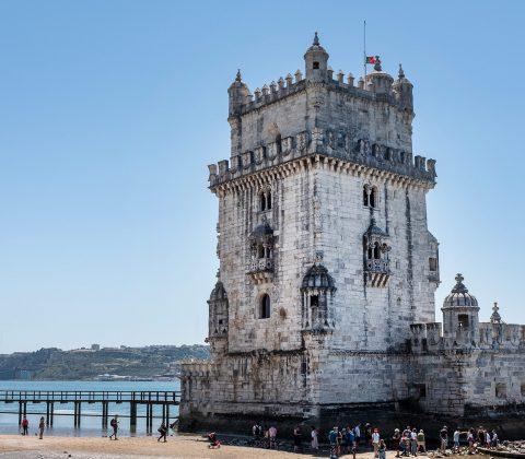 Torre de Belém –Belemtornet, Lissabon |©Jan Andersson