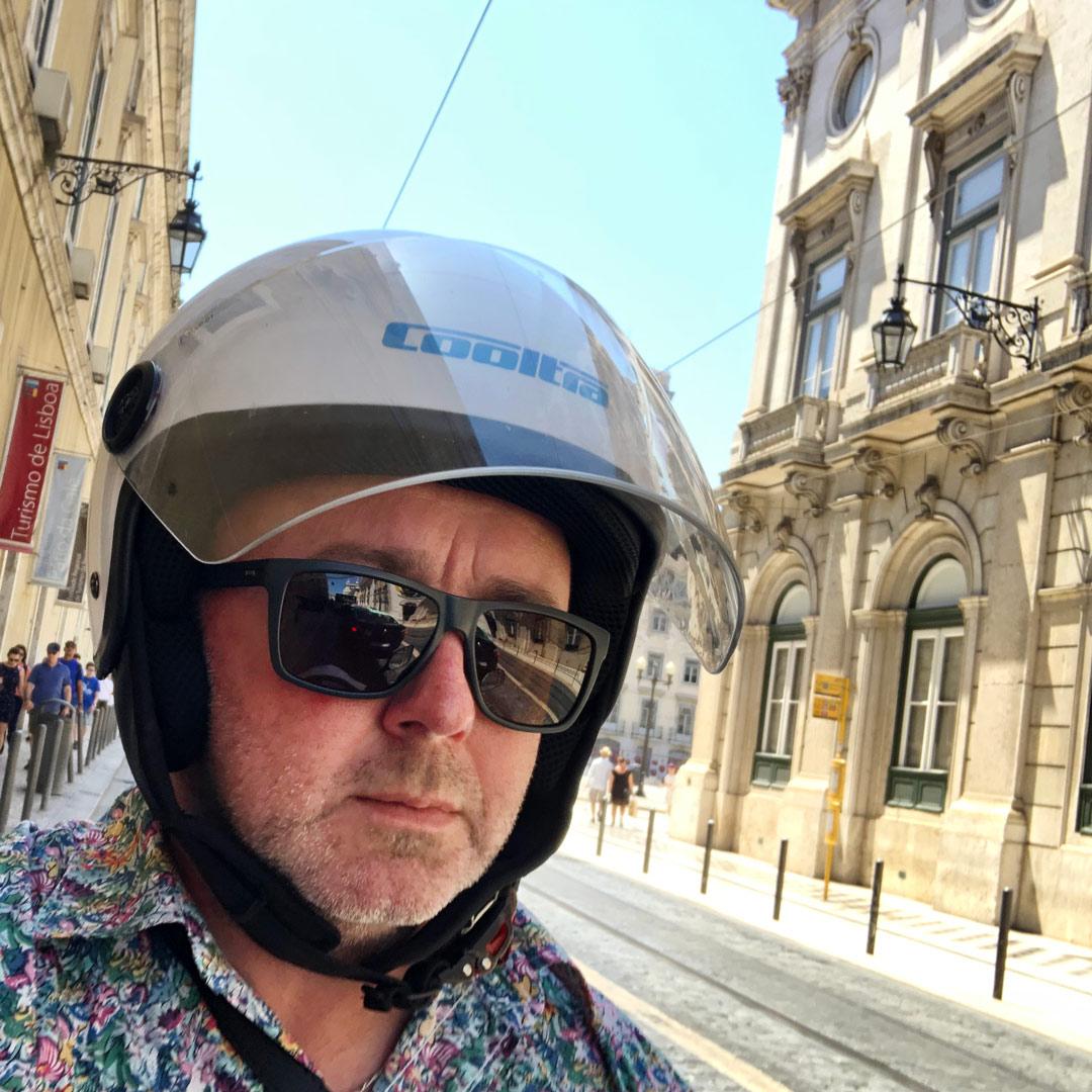 En dag på moped – jag åker runt|©Jan Andersson
