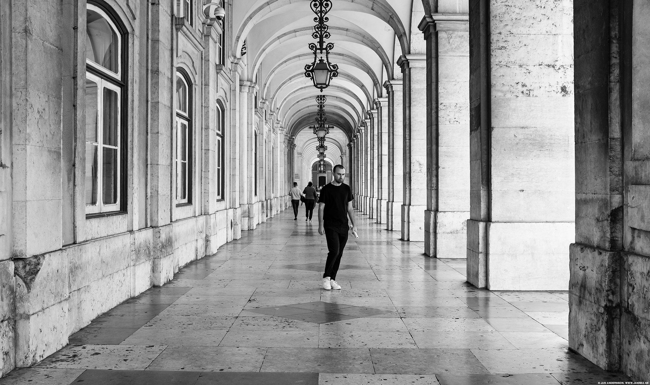 En full-fart-onsdag och en liten bild från Lissabon|©Jan Andersson