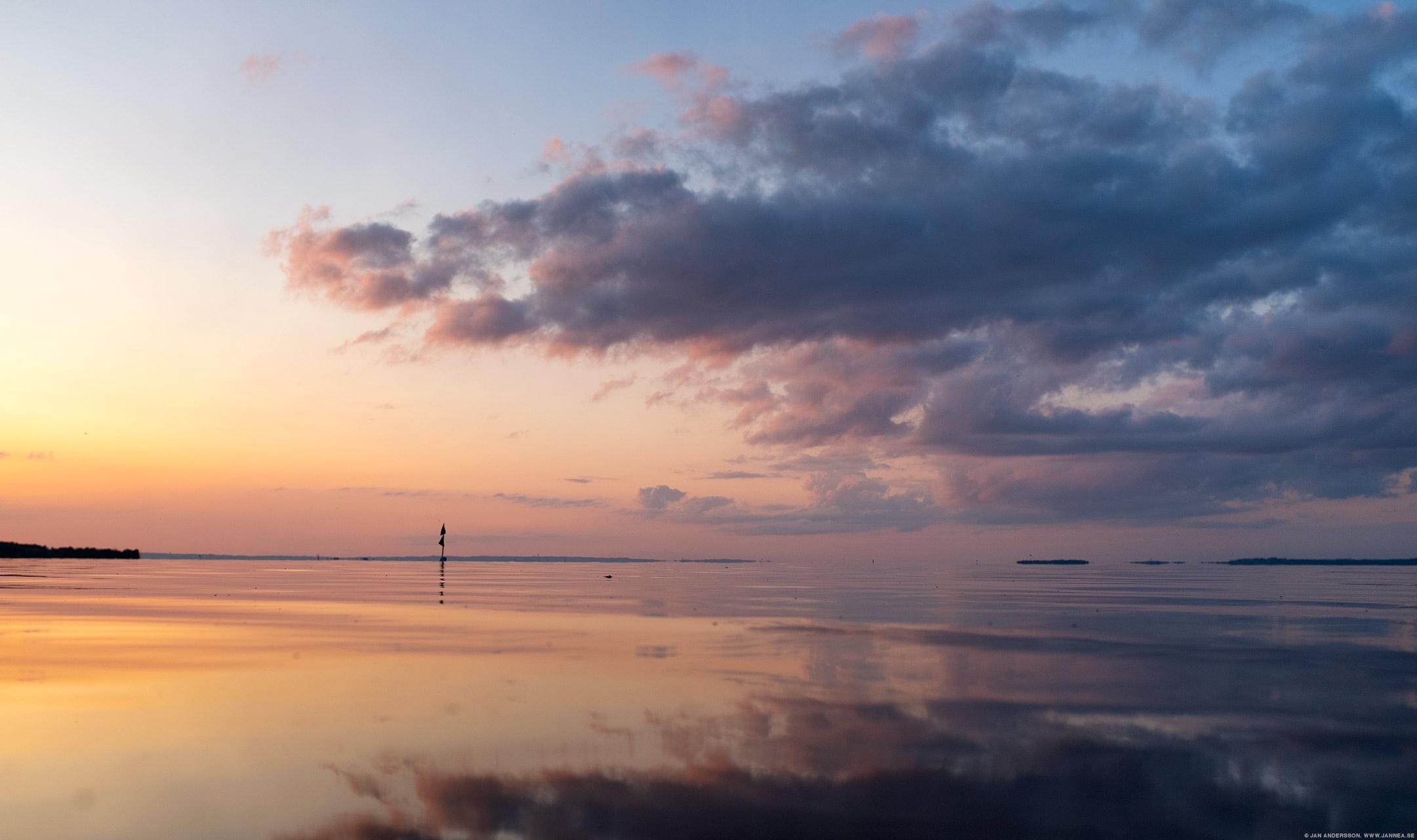 Sista semesterdagen för sommaren|©Jan Andersson