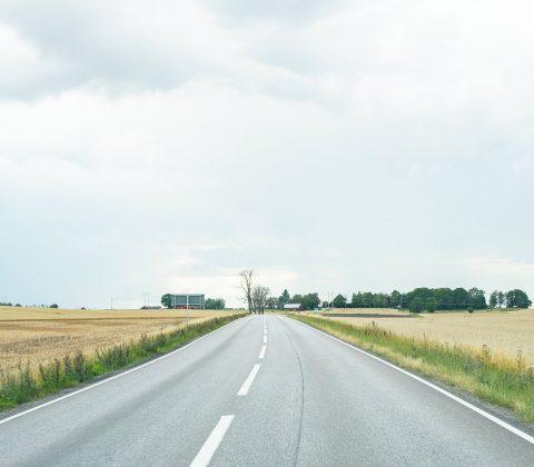Vägen hem till den lilla byn |©Jan Andersson