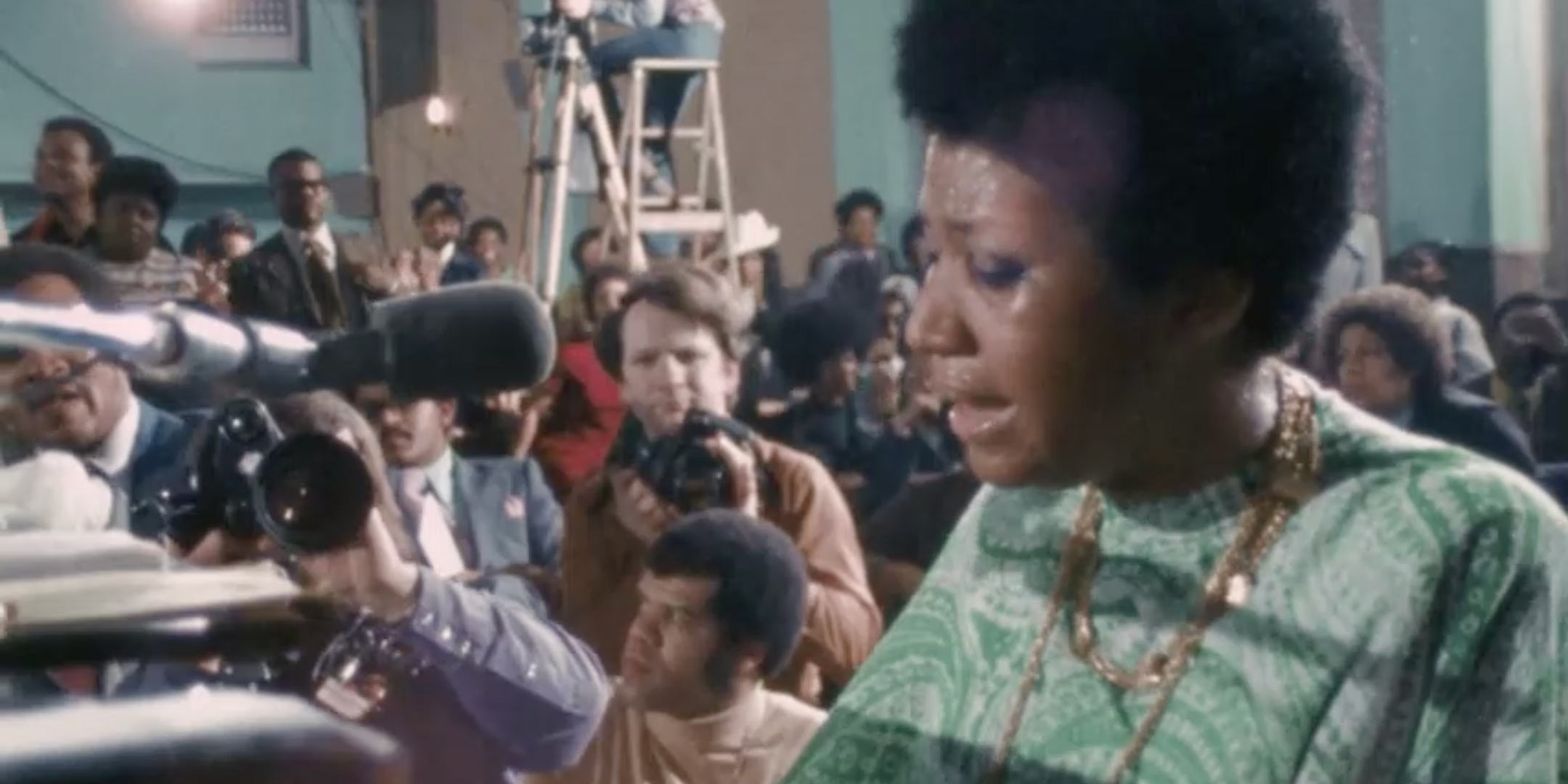 Aretha Franklin — Amazing Grace-movie