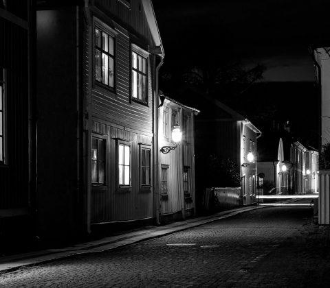 En isande och kort promenad|©Jan Andersson