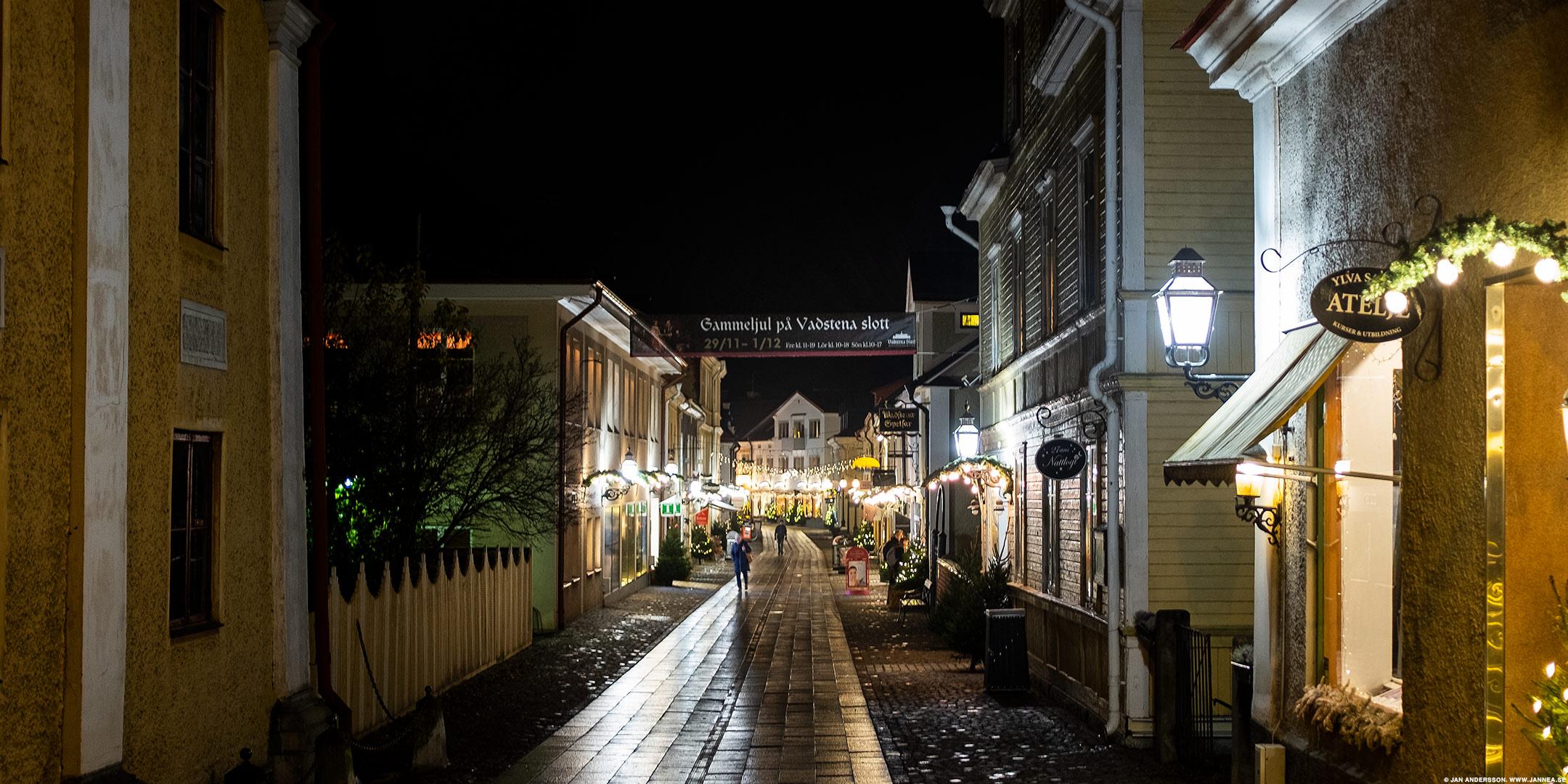 Nu tändas tusen juleljus |©.Jan Andersson
