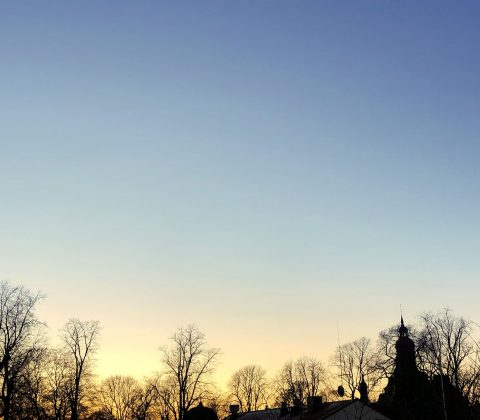 Himmelsblå dag och isande vindar|©Jan Andersson
