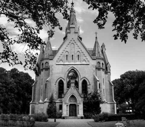 Den lilla katedralen på slätten