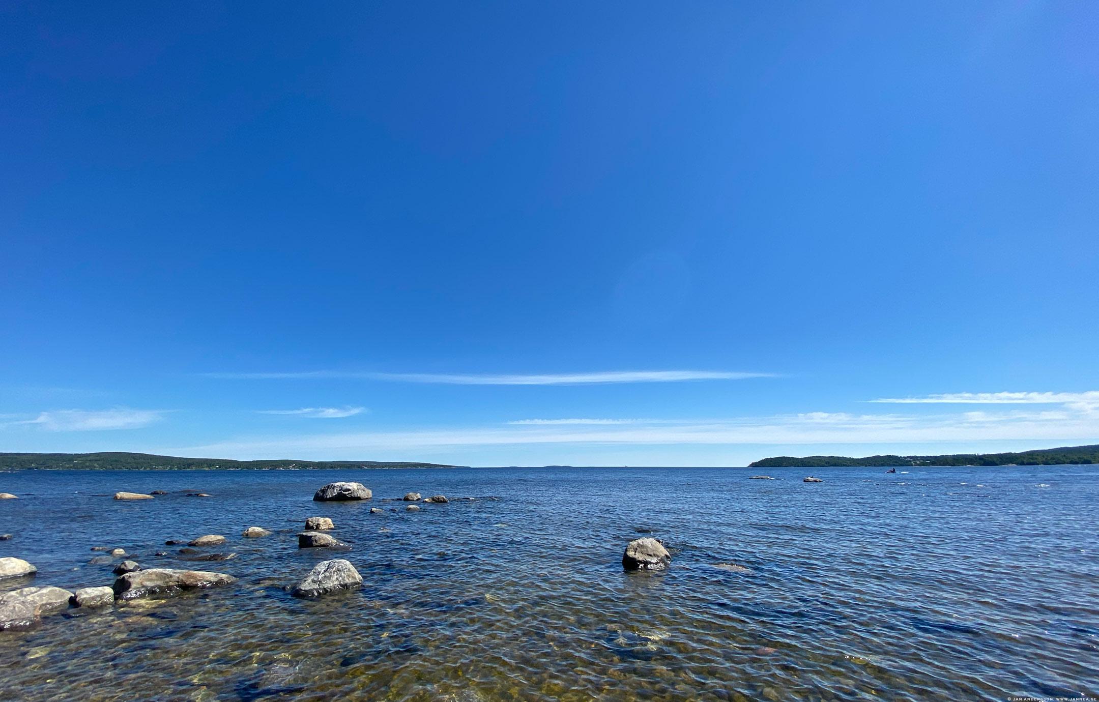 Bredsand utanför Sundsvall