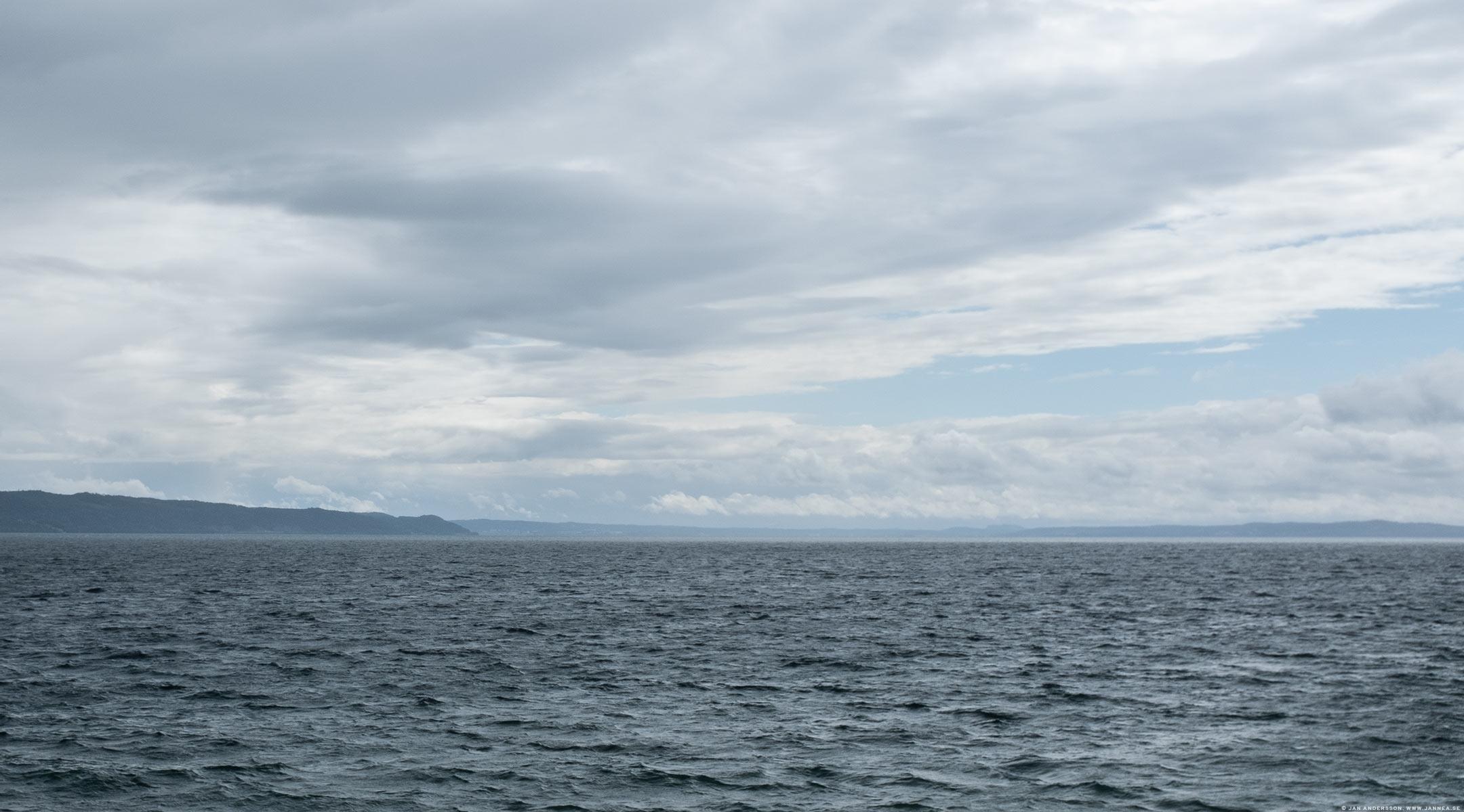 Sydspetsen på Visingsö