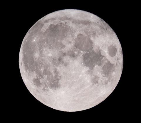 Hundra procent – fullmåne