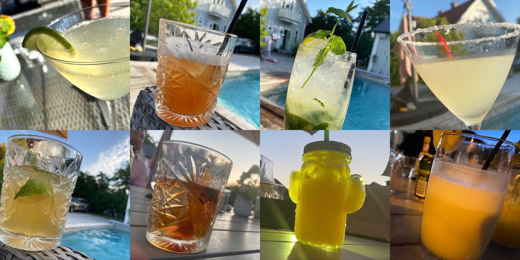 Drinkkväll de Luxe
