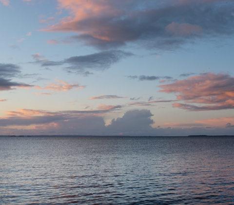 Vättern –Vattnet i tvättmaskinen kommer från sjön. Kulört 40° C