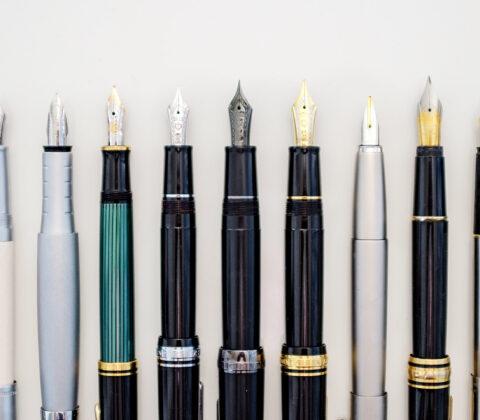 Jag är en penn-nörd