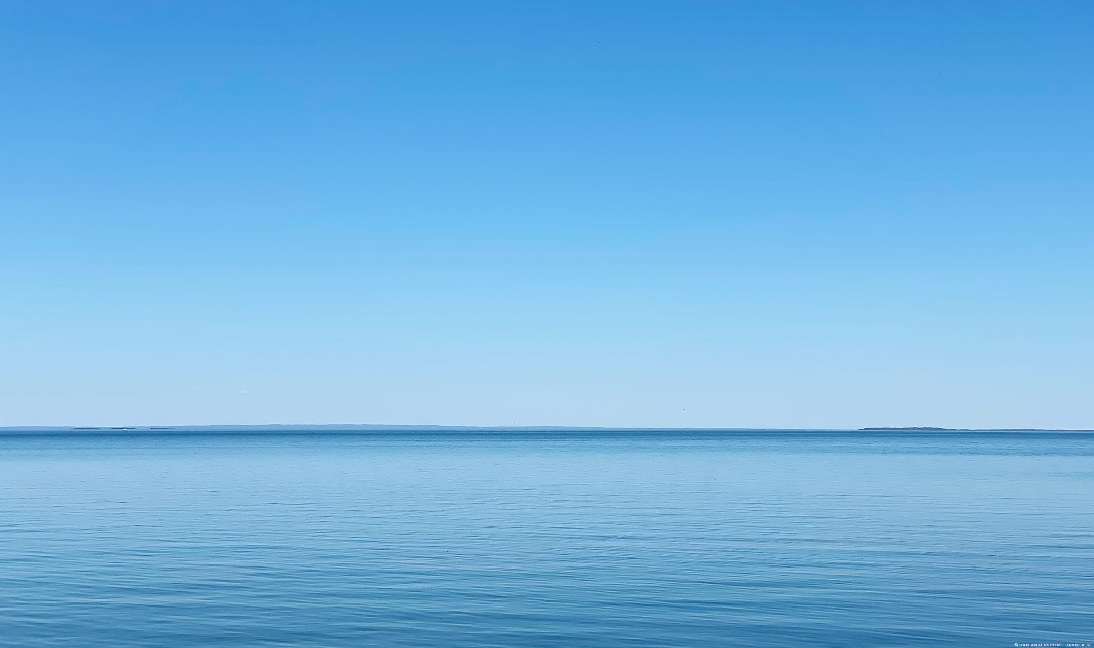 Lördagssolsken och stilla lugn