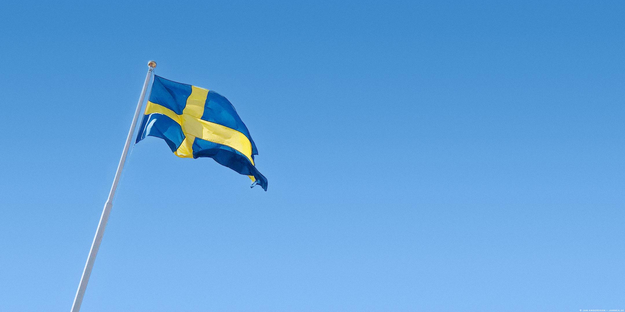 Skön söndag och heja Sverige