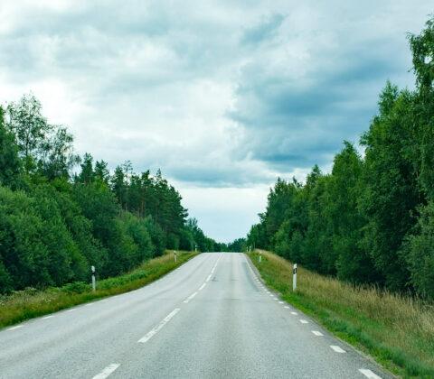 Vart är jag på väg? Roadtrip del ett